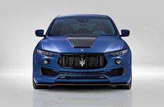 Novitec turns the Maserati Levante into a widebody beast! #Novitec #Maserati #Levante #Esteso #MaseratiLevante