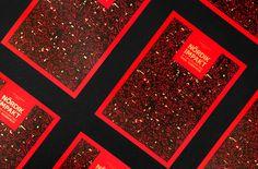 nordik impakt culture festival red gold golden poster print form abtract murmure design inspiration designblog mindsparklemag www.mindsparkl