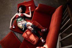 Elegant Fashion Photography by Trisha Ward