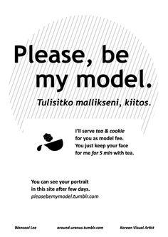 Please be my model:Tulisitko mallikseni, kiitos.@ Kärsämäki, Suomi(Finland) #web #art