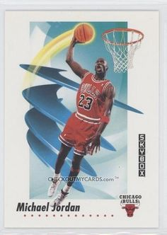 1991-92 SkyBox Basketball Cards - CheckOutMyCards.com #chicago #card #jordan #bulls #skybox #basketball