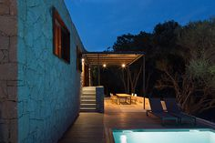 Contemporary Vernacular: a holiday house