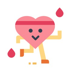 See more icon inspiration related to health, strength, strong, sports and competition, healthcare and medical, wellness, weightlifting, heart and healthy on Flaticon.