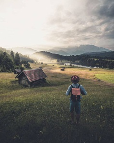 Stunning Moody Adventure Photography by Marcel Siebert