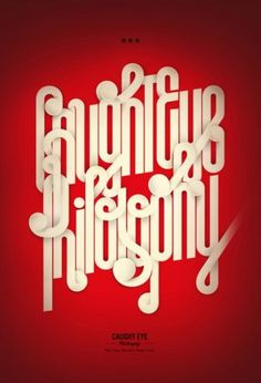PrettyClever #poster #typography