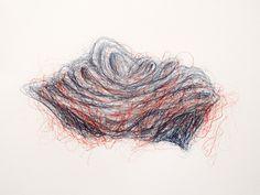 Rock (Memory//Looking//Blind) Chris Sutevski #illustration #art
