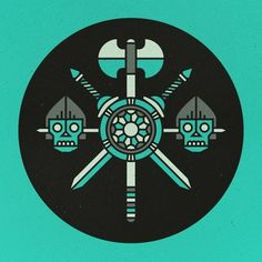 FFFFOUND! #illustration #design #skull