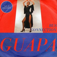 Guapa- Bus Connection (sigla di Discoring) | Flickr - Photo Sharing! #cover #album #typography
