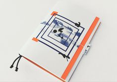 Oriental Notebook on Behance #notebook #design #graphic #book