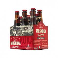 Muskoka Brewery | Lovely Package #beer #design #rethink