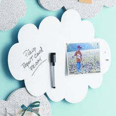 Cloud Magnet Board #tech #flow #gadget #gift #ideas #cool