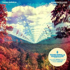 TAME IMPALA DELUXE EDITION Leif Podhajsky #music #album #collage