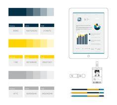 Brand guideline #ipad #logo #identity #grid #layout #brand #corporate identity #logotype