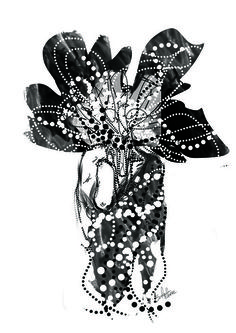 Flower by Mateusz Suda #suda #mateusz #project #illustrator #design #graphic #illustrations #ilustracja #moda #polak #sztuka #mateuszsudacom #art #polska #poland #logo #victim #artysta #artis #fashion