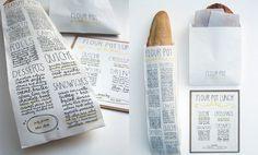 Flour Pot Bakery #inspiration #menu