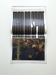 Print, editorial