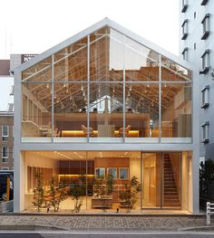 Hair Do by Ryo Matsui Architects