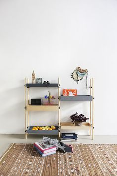 furniture // Studio Sebastian Herkner #interior #shelf