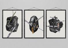 Kasper Pyndt Studio #pyndt #kasper #rocks #studio #trees