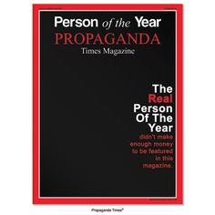Propaganda Times #poster