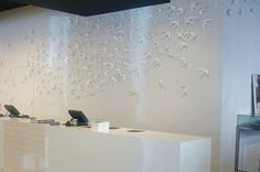YOUR lifestyle store « IYA STUDIO LONDON   DESIGN   ART DIRECTION #installation #interiors #birds #retail #paper