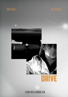 DRIVE Posters on the Behance Network #drive #poster