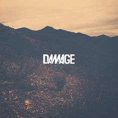 Trent Alexander Hernandez #abstract #text #damage #modern #design #landscape #logo #typography