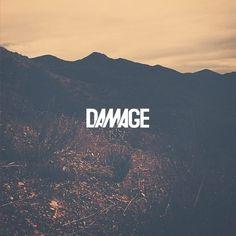 Trent Alexander Hernandez #abstract #text #damage #modern #design #landscape #logo #typography
