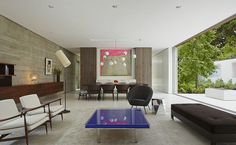 LEED Platinum House Designed by Fleetwood Fernandez Architects in Santa Monica 3