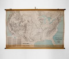Matt Wrightson's Blog #states #map #illustration #united #vintage