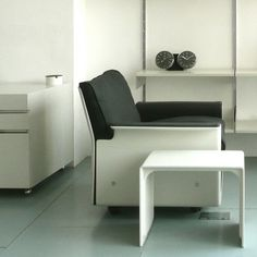 WANKEN - The Blog of Shelby White » Braun Product Collection #vintage #dieter rams #braun #chair