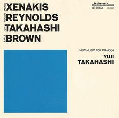 FFFFOUND! #takahashi #reynolds #xenakis #brown #yuji #mainstr