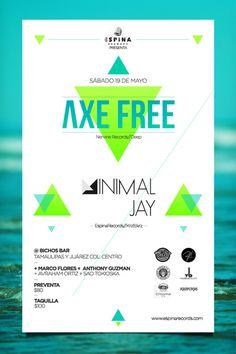 Axe Free Flyer