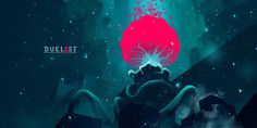 Great Tree Duelyst #pink #duelyst #tree