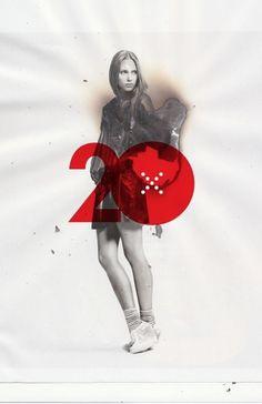 fashion show concepts : corey hall #fashion #vcu #identity #poster