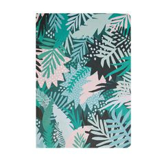 #nordic #design #graphic #illustration #danish #bright #simple #nordicliving #living #interior #kids #room #notebook #jungle #green #write