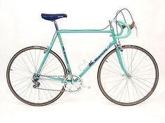 FFFFOUND! | 84 Bianchi Specialissima #cycling #bianchi #bike