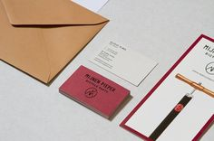 Urform - Bas de Boer #print #branding #stationery
