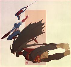Legends by CoranKizerStone on deviantART #super heroes #kizer