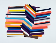 Elizabeth McIntosh | PICDIT #abstract #line #painting #colour