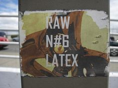 RAW - MAGAZINE on Behance #texture