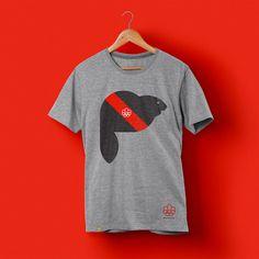 T-shirt, beaver, animal
