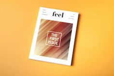 Feel Magazine by Feel Desain