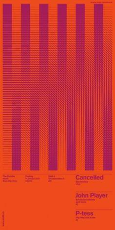 monomalist #grid #design #poster