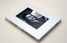HUH. Magazine - Kiss The Past Hello, Larry Clark #photography #design #graphic #book