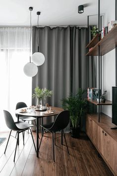 Creative Apartment in Poland Exhibiting Charming Design Details 3