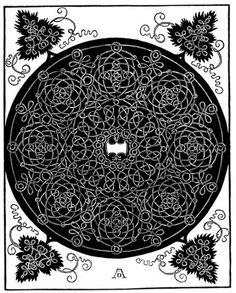 Typografia emocjonalna – Marian Bantjes rzeczy: o dizajnie #illustration