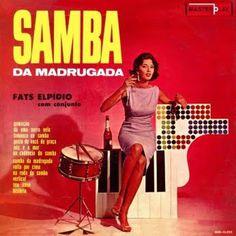 Samba da Madrugada #brazil #design #graphic #vintage