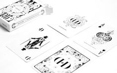 Playing Cards by Si Scott #scott #cards #playing #si