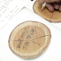 Tree Sticky Notes #tech #flow #gadget #gift #ideas #cool